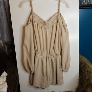 Fashion Web Romper